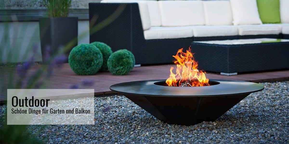 flammenspiel outdoor feuerschale flammenspiel. Black Bedroom Furniture Sets. Home Design Ideas