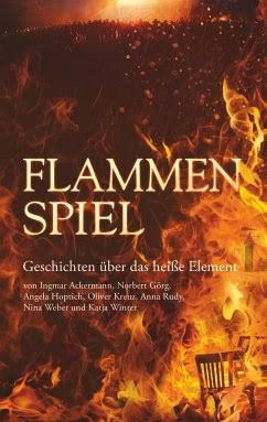 Buch Flammenspiel